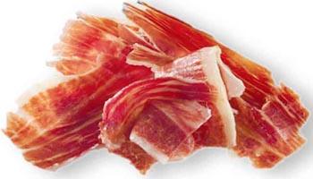 Lufttørret skinke, spansk skinker
