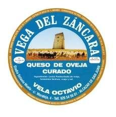 Hærdet ost Vega del Záncara
