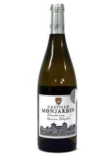 Hvidvin Castillo Monjardín Chardonnay Fermentado en Barrica