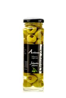 KERNEFRUGTER Clemen, Olives-Jalapeños