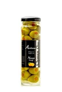 KERNEFRUGTER Clemen, Olives-Naranja