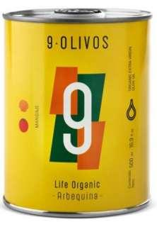 Olivenolie 9-Olivos, Arbequina
