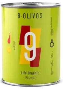 Olivenolie 9-Olivos, picual