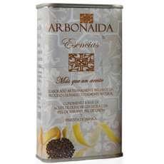 Olivenolie Arbonaida, Esencias Tedeum