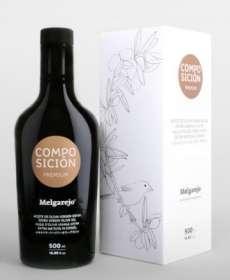 Olivenolie Melgarejo, Premium Composición