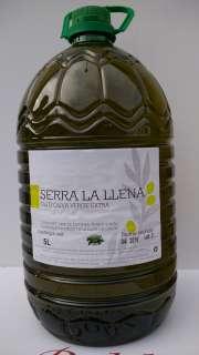 Olivenolie Serra la Llena