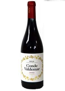 Rødvin Conde de Valdemar