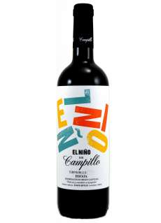 Rødvin El Niño de Campillo - 75 CL