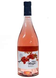 Rødvin Flor de Muga Rosado