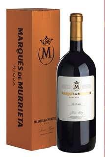 Rødvin Marqués de Murrieta  (Magnum)