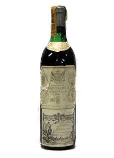 Rødvin Marqués de Riscal