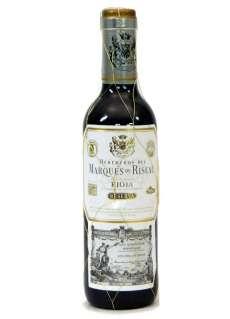 Rødvin Marqués de Riscal  37.5 cl.