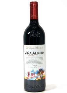 Rødvin Viña Alberdi