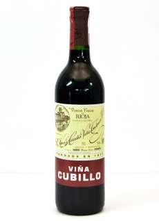 Rødvin Viña Cubillo