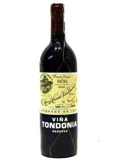 Rødvin Viña Tondonia